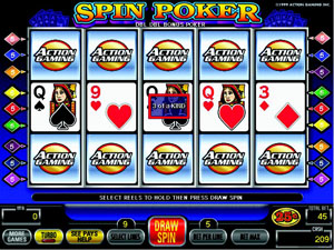 Spin poker slot machine procter and gamble free samples by mail